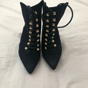 Missguided Shoes - Missguided lace up boot heels